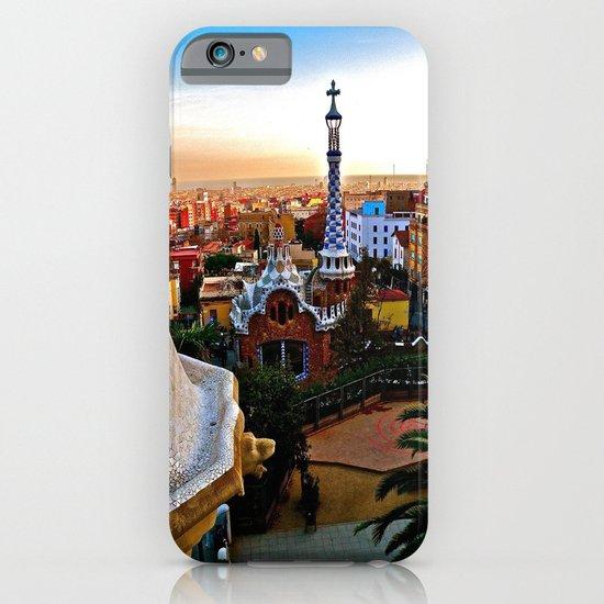 Barcelona - Gaudí's Park Güell iPhone & iPod Case