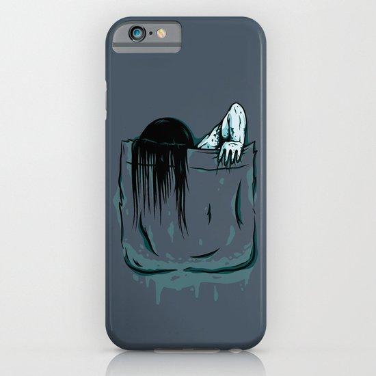 Pocket Samara iPhone & iPod Case