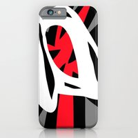 iPhone & iPod Case featuring Glass Slipper Shatters The Glass Ceiling by Flash Goat Industries