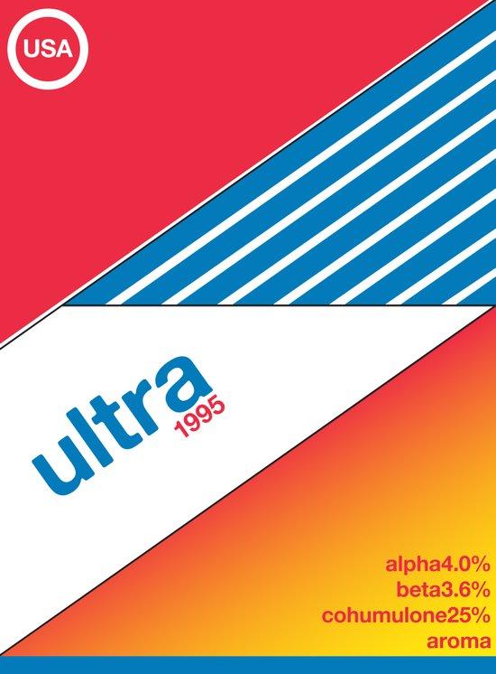 ultra//single hop Art Print