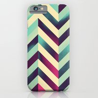 iPhone & iPod Case featuring Chevronia XV by Rain Carnival