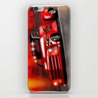 Hot Rod FD iPhone & iPod Skin