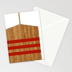 Vintage Rower Ver. 2 Stationery Cards