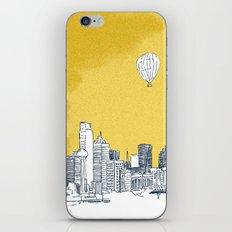 Dallas iPhone & iPod Skin