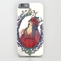 iPhone & iPod Case featuring A Máscara by Jaaaiiro