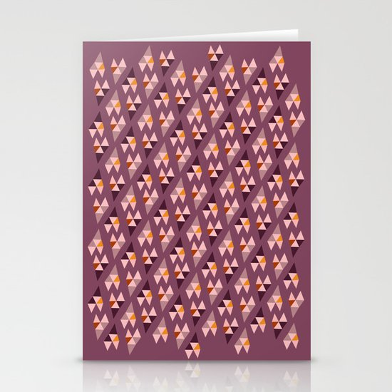 Wild Berries Stationery Card