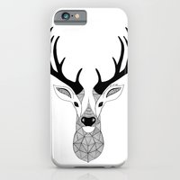 deer iPhone & iPod Cases featuring Deer by Art & Be