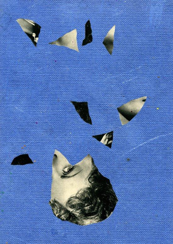 cutface Art Print