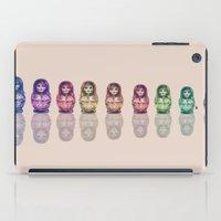 Russia iPad Case