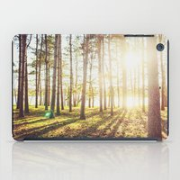 Fall Sunset iPad Case