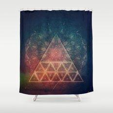 Zpy Yyy Tryy Shower Curtain