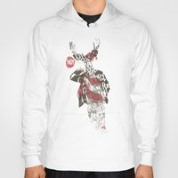 Yo! Deer Music Man Hoody