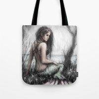 Mermaid's Rest Tote Bag