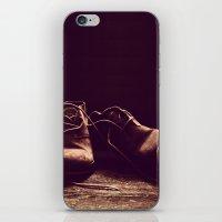 Boots I iPhone & iPod Skin