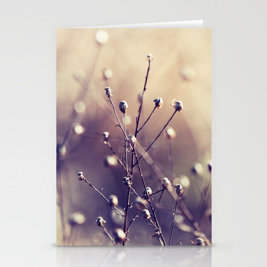 Points of Light Stationery Card