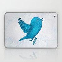 The Original Twitter - P… Laptop & iPad Skin