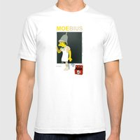 Coupling Up (accouplés)… Mens Fitted Tee White SMALL