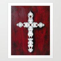 Religion Art Print
