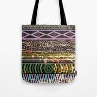 In The Night Tote Bag