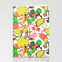 Lila's Flowers Repeat Stationery Cards