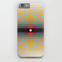 Momo pixel iPhone 6 Slim Case