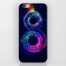 #8 iPhone & iPod Skin