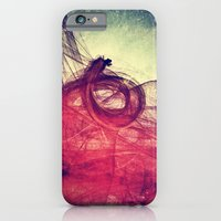 iPhone & iPod Case featuring Of Your Own Doing by Guillermo de Llera