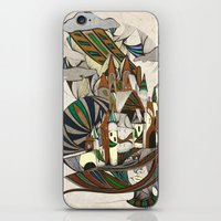 Rap-Unzel iPhone & iPod Skin