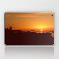 Ibiza Sunset. Laptop & iPad Skin