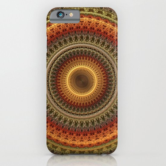 Mandala 02062013-1 iPhone & iPod Case