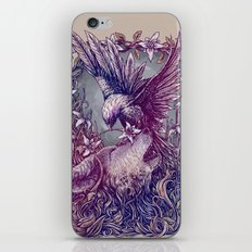 Romance Wolf iPhone & iPod Skin