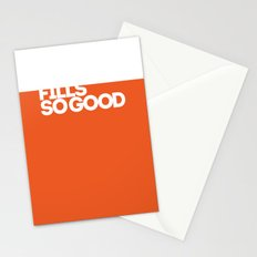 fills so good Stationery Cards