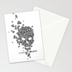 Le beau est toujours rare Stationery Cards
