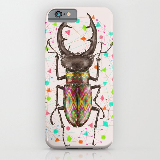 INSECT IV iPhone & iPod Case
