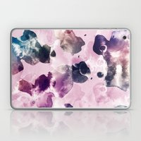 Ink Blooms Laptop & iPad Skin