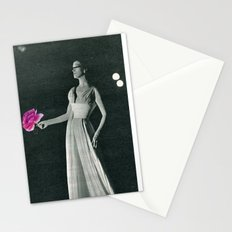 Curtain Down Stationery Cards