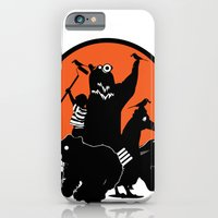 King Of The Urban Jungle iPhone 6 Slim Case