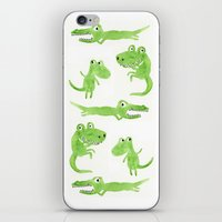 Alligator 2 iPhone & iPod Skin