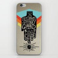 It's Good iPhone & iPod Skin