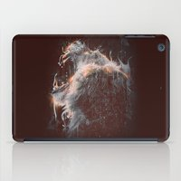 DARK LION #2 iPad Case