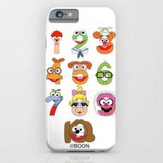 Muppet Babies Numbers Slim Case iPhone 6s