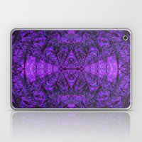 Violet Void Laptop & iPad Skin