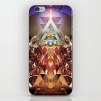 Powerslave 2020 iPhone & iPod Skin