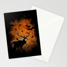 Lost Deer Stationery Cards