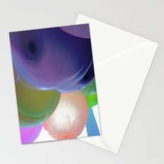 Ballons Stationery Cards