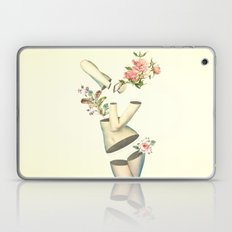 Think Too Much Laptop & iPad Skin