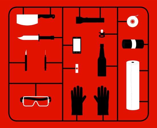 Tonight's The Night: Dexter Art Print