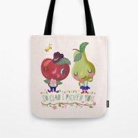 Fruity Love Tote Bag