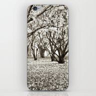 iPhone & iPod Skin featuring Time Stands Still by Olivia Joy StClaire