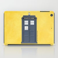 9th Doctor - DOCTOR WHO iPad Case